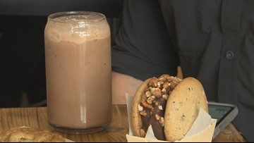 Eat or drink your chocolate at Joe Chocolate Factory and Espresso Bar