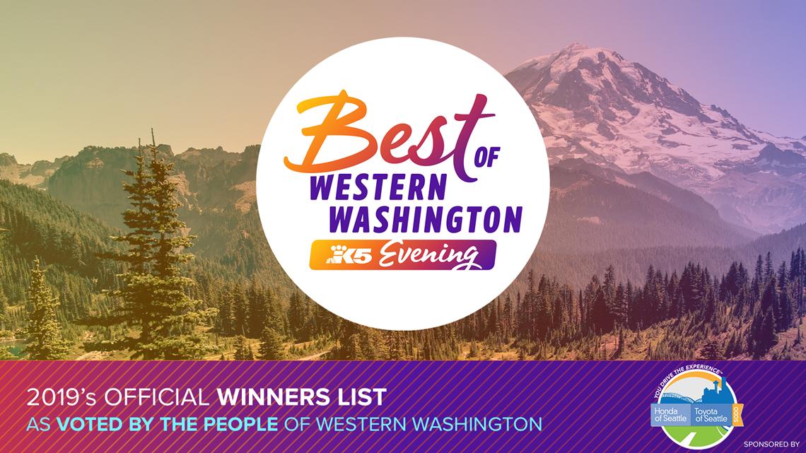 The Winners of 2019's Best of Western Washington