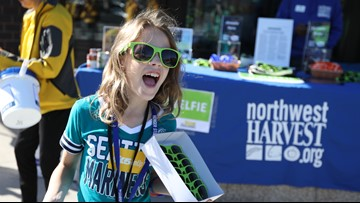 Take home #Twelfie shades when you donate to Northwest Harvest