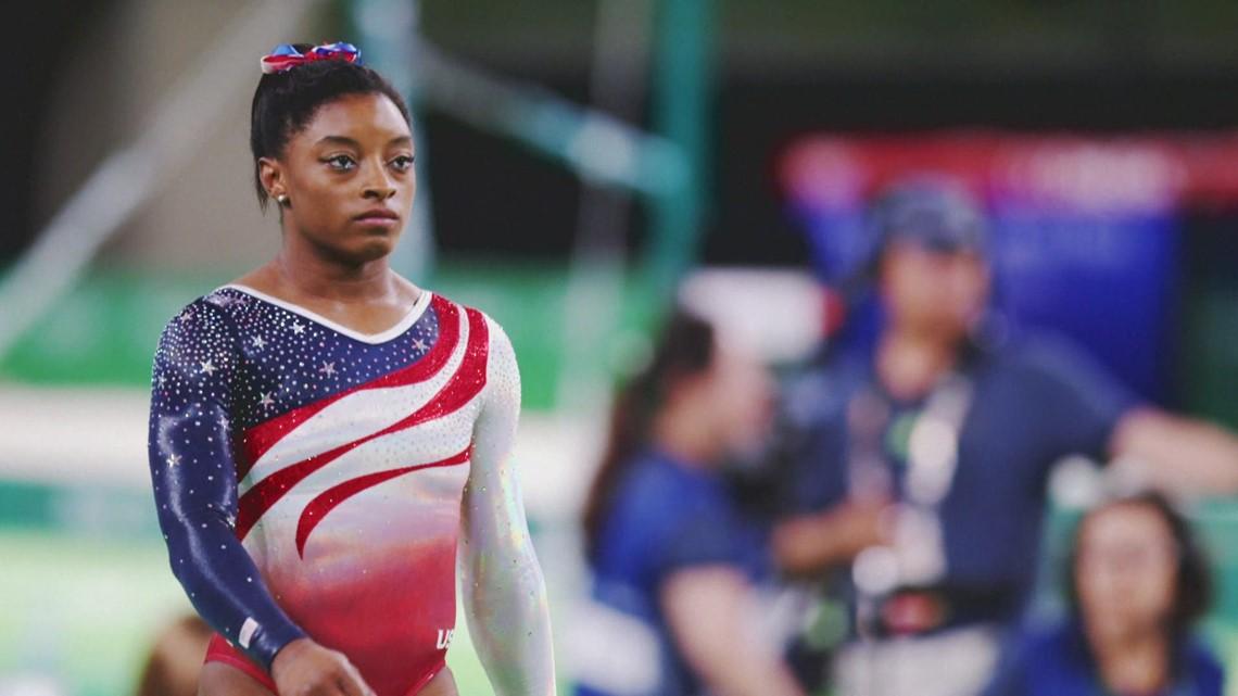 US Olympic profile: Simone Biles