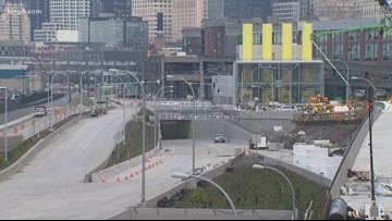 Seattle Squeeze passes halfway mark with tunnel completion in sight
