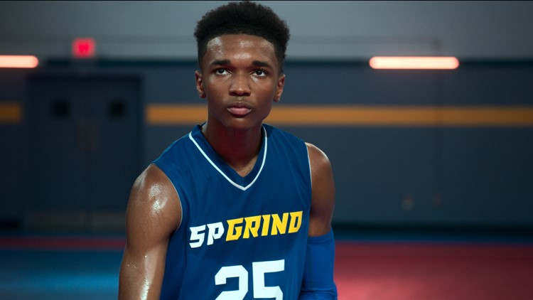 Basketball drama 'Swagger' was inspired by the early life of Kevin Durant