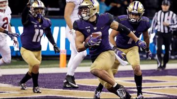 LA Rams trade back thrice, finally pick Huskies S Taylor Rapp