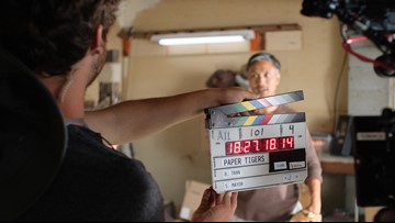 This indie Kung Fu movie is shot entirely in the Seattle area
