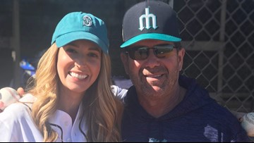 Local superfan gives it her all to get Edgar Martinez into the Hall of Fame - KING 5 Evening
