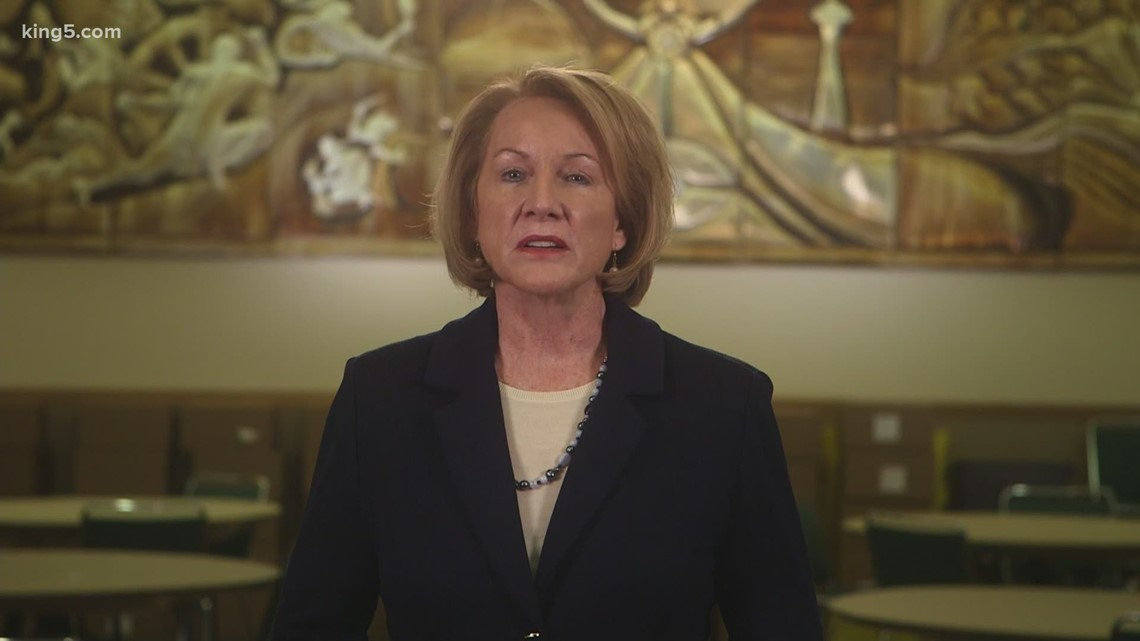 'Hope on the horizon': Seattle Mayor Jenny Durkan delivers final State of the City address