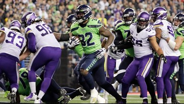 Seahawks wow fans with touchdown celebration dance to 'New Edition'
