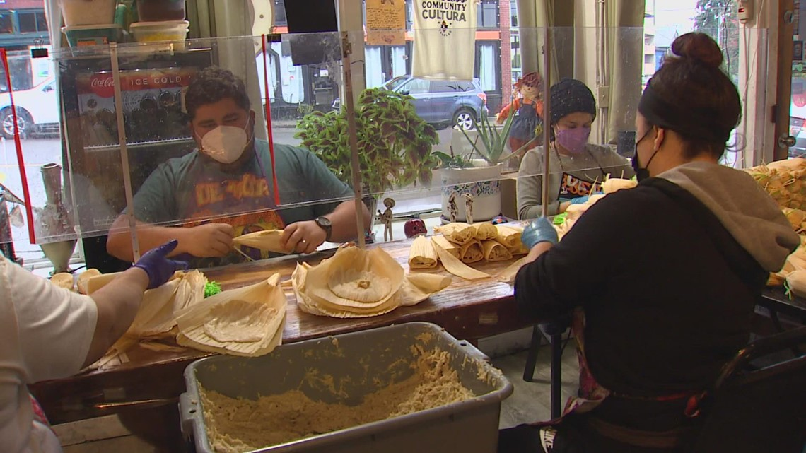 Frelard Tamales serving up authentic tamales in Seattle