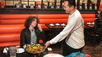 Seattle Chef Eric Rivera shows off his spicy side - Where the Chefs Eat