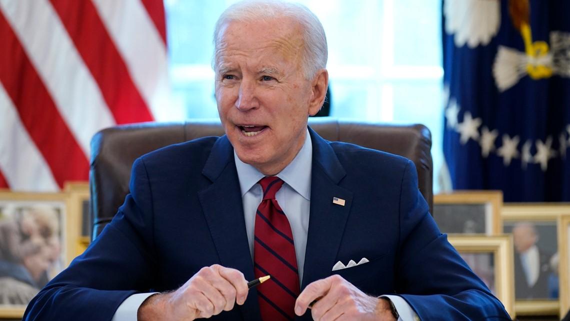 KING 5 poll: Washington voters give Biden 56% job approval rating