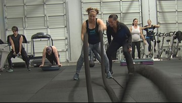 Your workout and your happy hour can be simultaneous