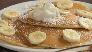 Get your flapjacks with a side of nostalgia at Chace's Pancake Corral in Bellevue - KING 5 Evening