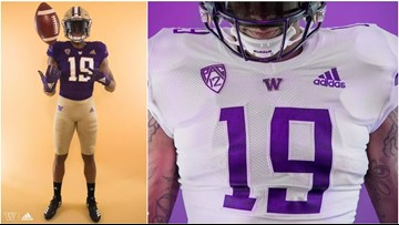 UW unveils new football uniforms for 2019 season