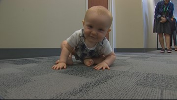 'Infant to Work' program expands at Washington state offices