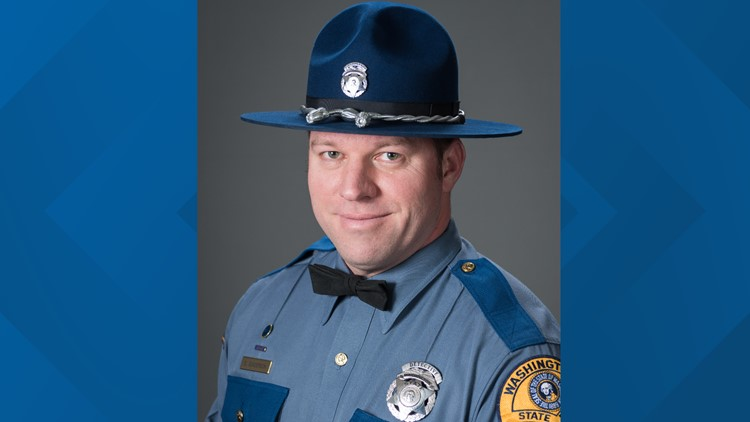 Washington State Patrol trooper dies of COVID-19