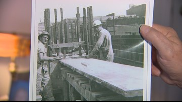 Federal Way man's father helped build the viaduct