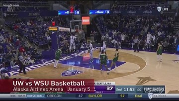 Dawgs & Cats take rivalry to court: What's up this Week - KING 5 Evening