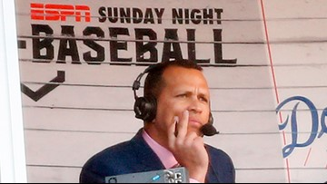 Alex Rodriguez: Personal items stolen from rental SUV