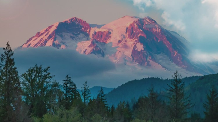 How warmer spring temperatures can impact the Pacific Northwest