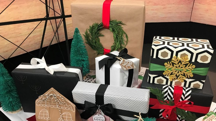 May Arts ribbons for all your wrapping
