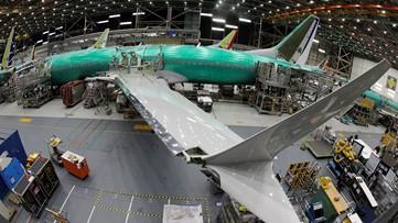 Spirit Aerosystems temporarily suspends Boeing work in some facilities