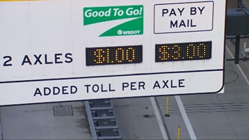 Seattle tunnel tolling impacts could be widely felt on Tuesday