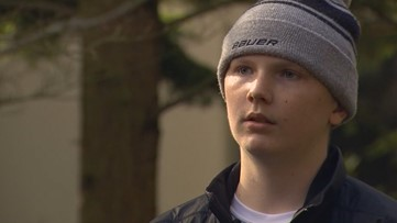 Teen battling cancer to be honorary captain at Seattle Thunderbirds hockey game Saturday