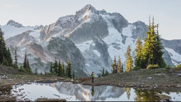 Seattle photographer summits 50 peaks in North Cascades National Park in a summer