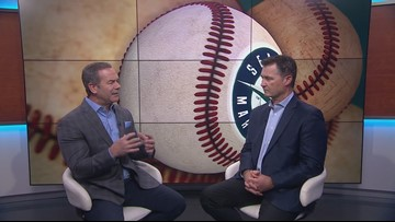 Mariners manager Scott Servais on the new guys & 2nd half collapse
