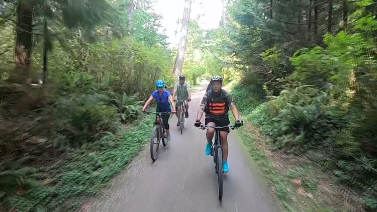 The perfect way to see Bellingham by bike