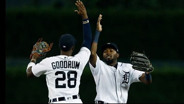 Tigers beat the Mariners 3-2