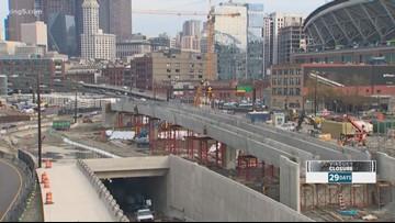 Seattle's Alaskan Way Viaduct will close the night of Jan. 11