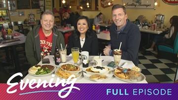 Mon 1/6, Luna Park Cafe in West Seattle, Full Episode, KING 5 Evening