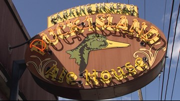 Duck Island Ale House has been the favorite for Green Lake locals since 1996