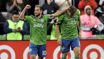 Lodeiro boosts Sounders past Real Salt Lake 1-0