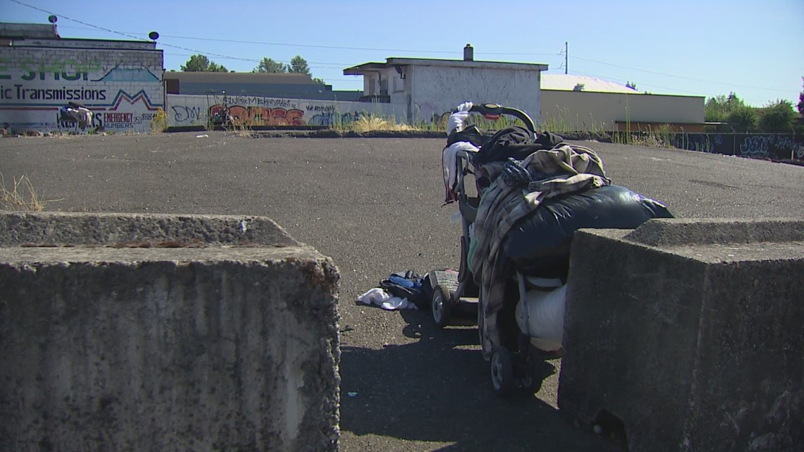 Tacoma eyes two sites for low barrier homeless shelters