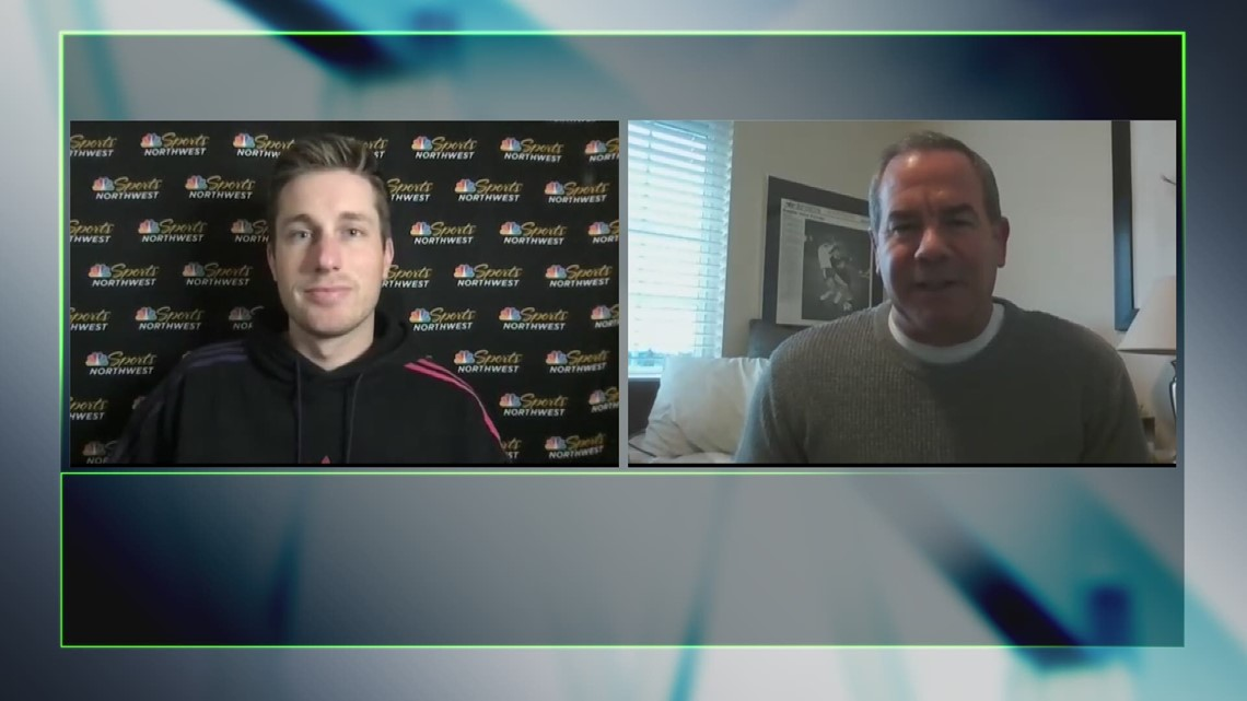 KING's Paul Silvi and Joe Fann from NBC Sports Northwest preview the Cardinals/Seahawks game