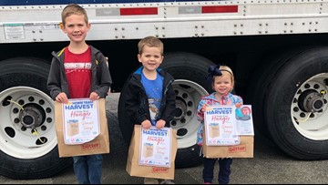 Community on track to raise 7 million meals for Home Team Harvest