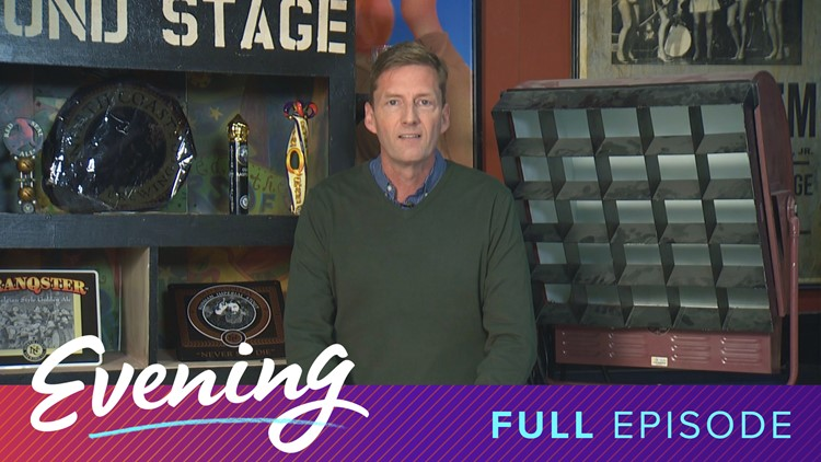 Wed 9/18, Bad Animals Studio in Seattle, Full Episode, KING 5 Evening