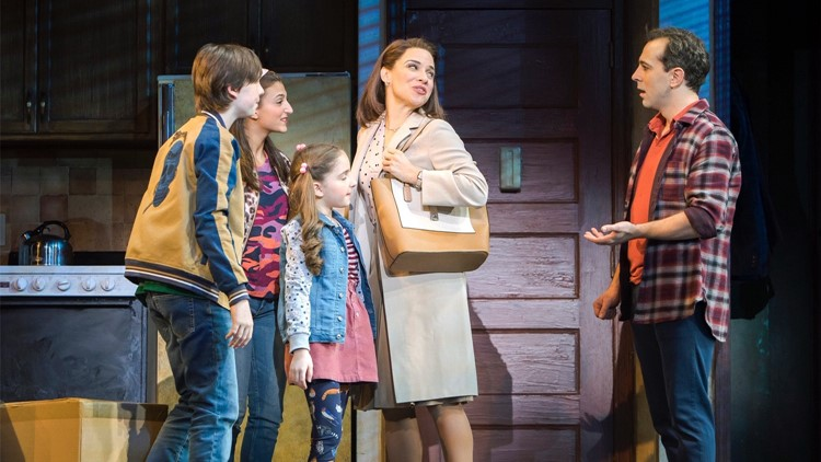 Mrs. Doubtfire: The Musical making its world premiere at the 5th Avenue Theatre - What's Up This Week