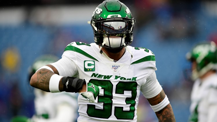 Seahawks Acquire Star Safety Jamal Adams From Jets King5 Com