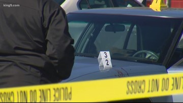 Man critically injured in shooting at Fred Meyer parking lot near Lynnwood