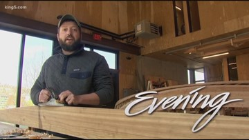 Thu 3/21, Center for Wooden Boats, Full Episode KING 5 Evening