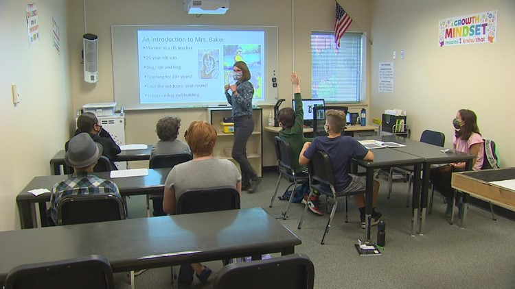 Thurston County school district creates new academy for home school students