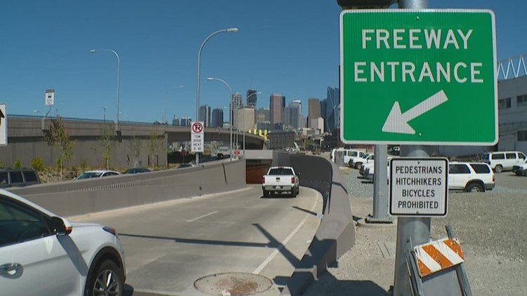 Impact of tolling on SR 99
