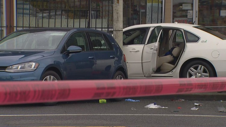 Investigation ongoing following deadly shooting in White Center
