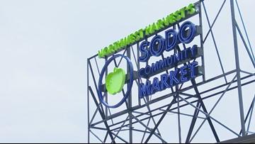 Washington's largest food pantry opens in Seattle's SODO neighborhood