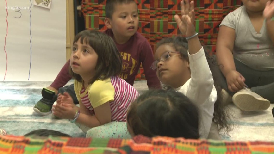 Seattle Children's studies importance of limiting screen time