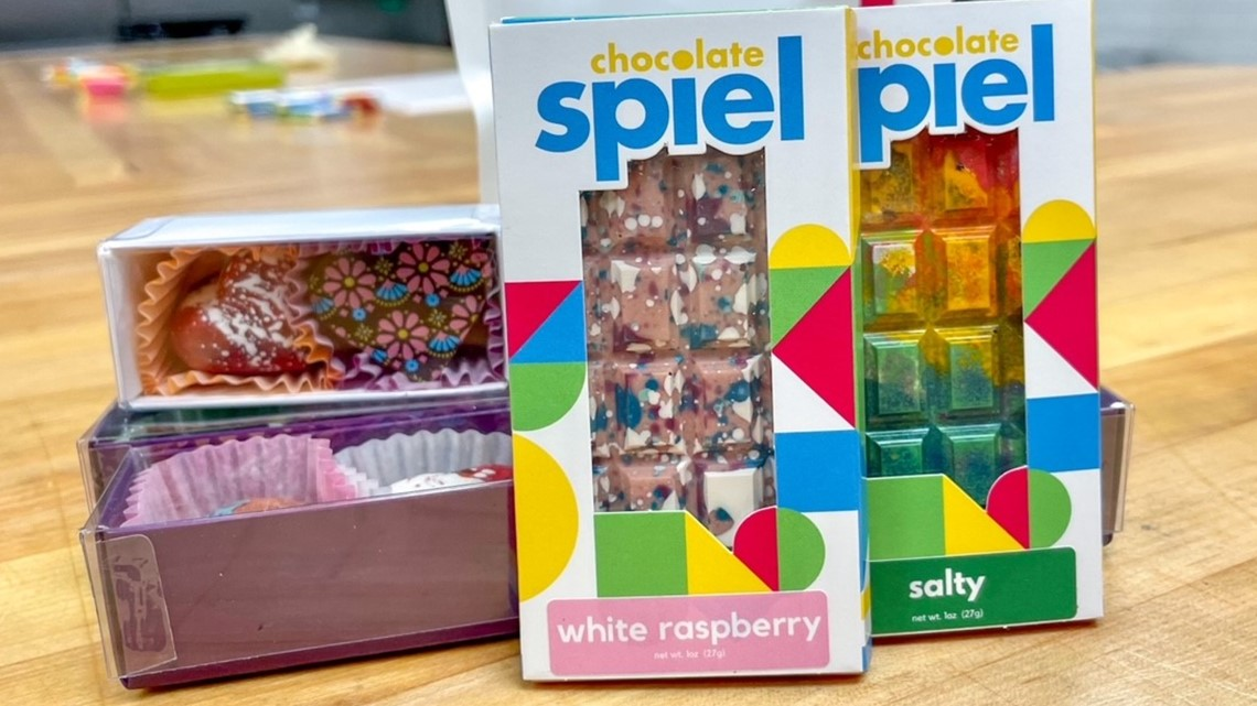 This Seattle chocolatier is making fancy chocolate more fun