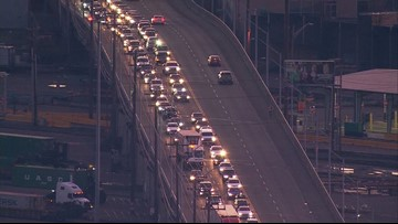 One week left of the 'Seattle Squeeze' commute before new tunnel opens